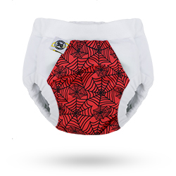 Hero Undies Boris Spider Bedwetting Diapers