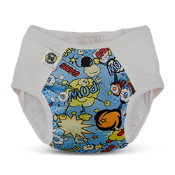 delayed potty training pants with snaps