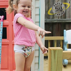 Why potty training pants?
